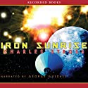 Iron Sunrise Audiobook by Charles Stross Narrated by George Guidall