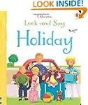 Look And Say/Holiday Board Book