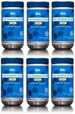 Transfer Factor Plus Buy 5 Get 6 Bottles front-619767