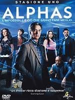 Alphas - Stagione 01 (3 Dvd)