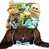 Ultimate Easter -Bunny Easter Basket of Premium Chocolates and Easter Candy