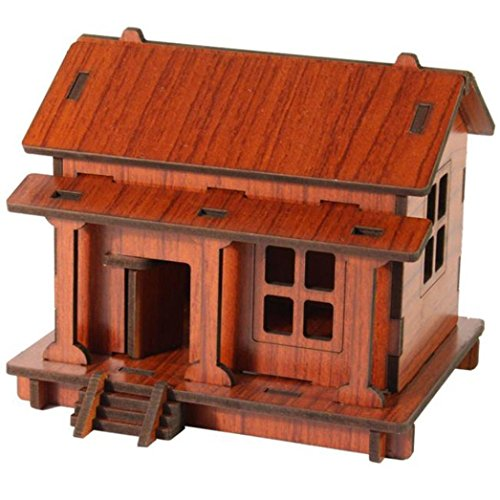 Sandistore-DIY-House-3D-Puzzle-Toys-Wooden-Adult-Children-Intelligence