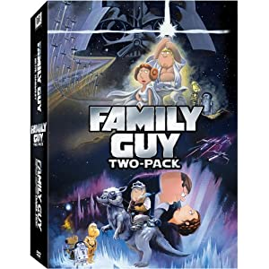 Family Guy: Something, Something, Something Darkside/Blue Harvest movie