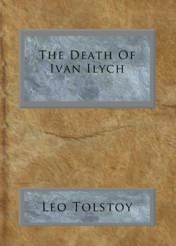 Death of ivan ilych essays