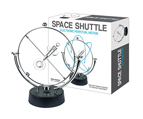 Westminster Space Shuttle Electronic Perpetual Motion - 1