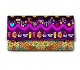 ShopMantra city art Multicolor Ladies Wallet LW00000244