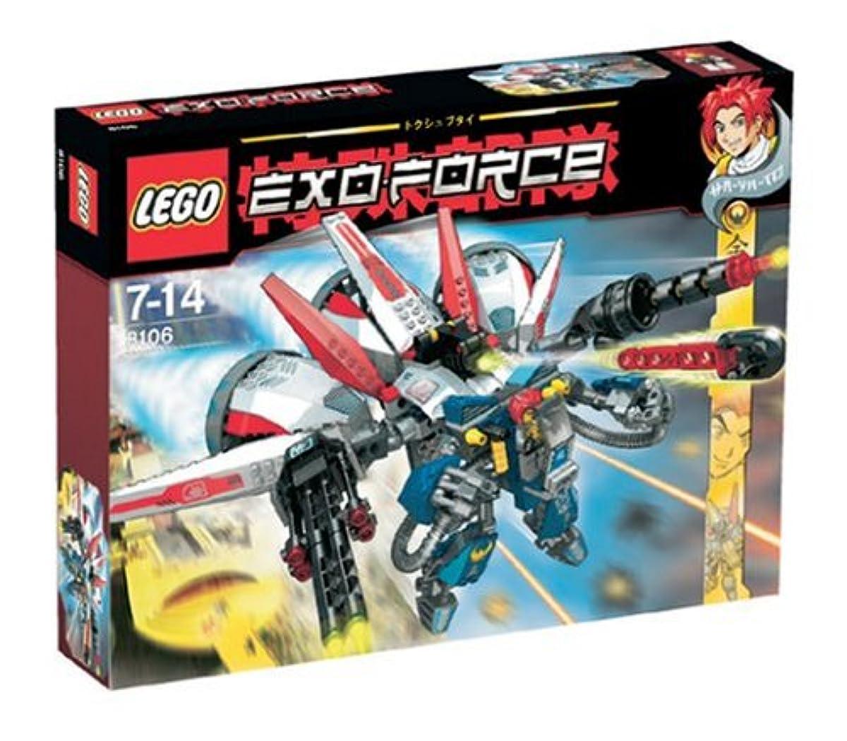 [해외] 레고 (LEGO) 에쿠소포스 에어로 부스터 8106 (2007-09-13)