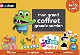 Nathan - 31413 - Jeu Educatif et Scientifique - Grand Coffret Grande Section cover image