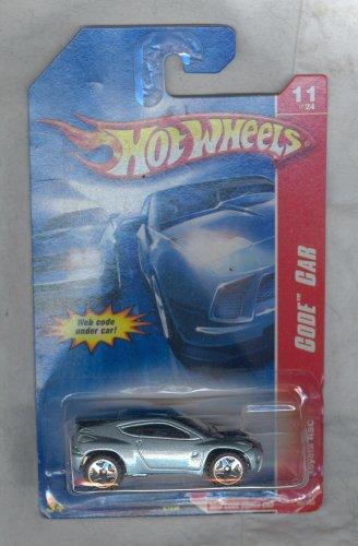 Hot Wheels 2008-11 of 24 Toyota RSC Code CAR 1:64 Scale - 1