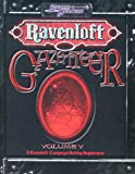 Ravenloft Gazetteer, Vol. 5 (Dungeons & Dragons d20 3.5 Fantasy Roleplaying, Ravenloft Setting) (1588469646) by Jackie Cassada