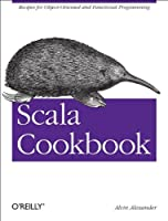 Scala Cookbook Front Cover