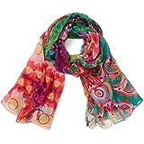 Desigual - paulina - foulard - imprimé - femme