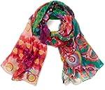 Desigual - paulina - foulard - imprim...