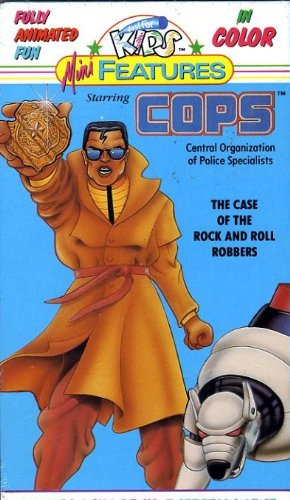 C.O.P.S (Central Organization of Police Specialists) [VHS] [Import]
