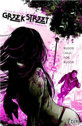 Image for Greek Street Vol. 1: Blood Calls for Blood