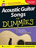img - for Acoustic Guitar Songs for Dummies (For Dummies) by Greg P. Herriges (12-Apr-2006) Paperback book / textbook / text book