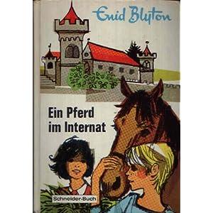 Ein Pferd im Internat