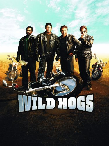 Amazon Com Wild Hogs Tim Allen John Travolta Martin