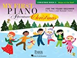 My First Piano Adventure Christmas Book C Skips On The Staff Pf Bk (My First Piano Adventures)