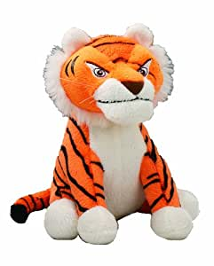 "Amazon.com: Jungle Book 6.5"" Plush- Shere Khan: Toys & Games"