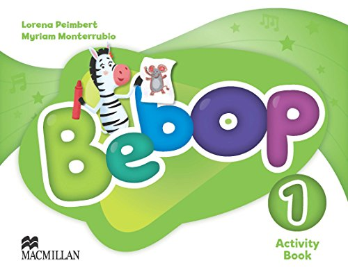 Bebop: Activity Book Level 1