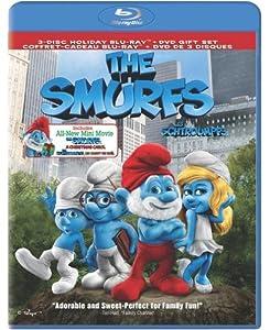 The Smurfs (Blu-ray + DVD) (Bilingual)