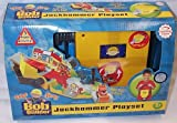 Bob the builder take along set jackhammer playset
