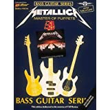 Metallica: For Bass Guitar & Vocal: Master of Puppets (Play it Like it is)by Mark Phillips