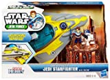 Star Wars Playskool Heroes Jedi Starfighter with Anakin Skywalker & R2-D2