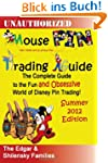 Mouse Pin Trading: Summer 2012 B/W Ed...