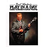 Bert Weedon's Play in a Day: Guide to Modern Guitar Playing (Guitar)by Bert Weedon