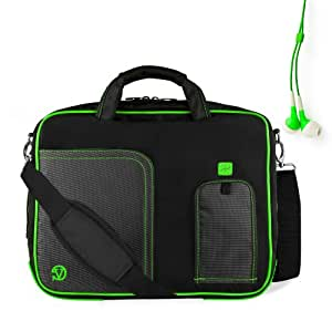 Vg Tablet Messenger Bag (Green)
