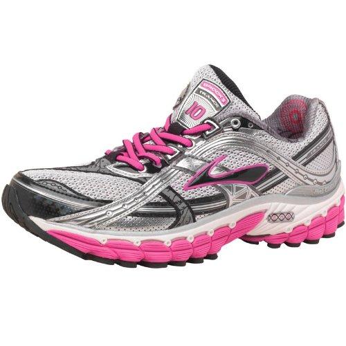 Brooks Womens Trance 10 Stability Running Shoes Gemma