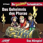 Das Geheimnis des Pharao (Die Baadingoo Feriendetektive) | Ulf Blanck