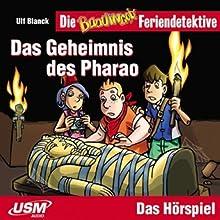 Das Geheimnis des Pharao (Die Baadingoo Feriendetektive) Hörspiel von Ulf Blanck Gesprochen von: Ingo Abel, Patrick Bach, Jennifer Böttcher