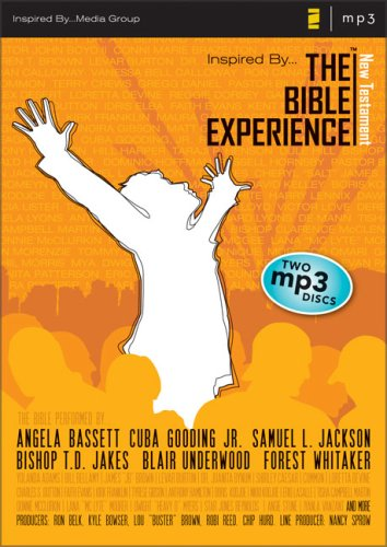 THE BIBLE EXPERIENCE FREE DOWNLOAD