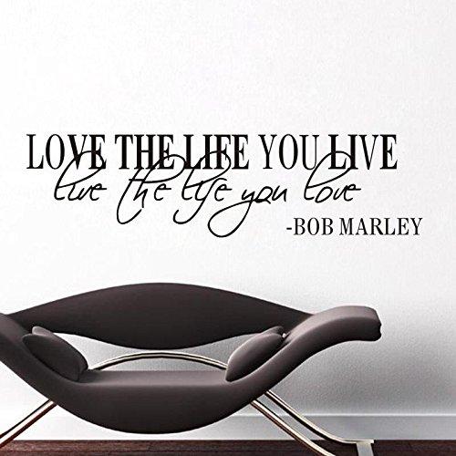 ingles-proverbios-bob-marley-amor-vida-en-europa-y-america-tallada-pared-de-pvc-adhesivo-yuxin