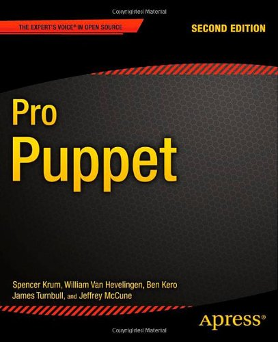 Pro Puppet, Second Edition