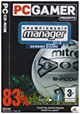 Championship Manager 03/04 (PC Gamer) (PC)