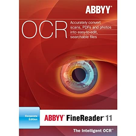 ABBYY FineReader v.11.0 Corporate Edition With Arabic OCR Edit Convert and Adrt