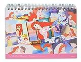 デルフィーノ 2017年 卓上カレンダー ディズニー アリエル DZ-77906