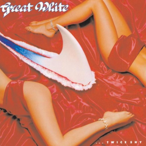 Original album cover of Twice Shy by Great White