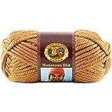 Lion Brand Yarn Company 1-Piece Hometown USA Yarn, Las Vegas Gold