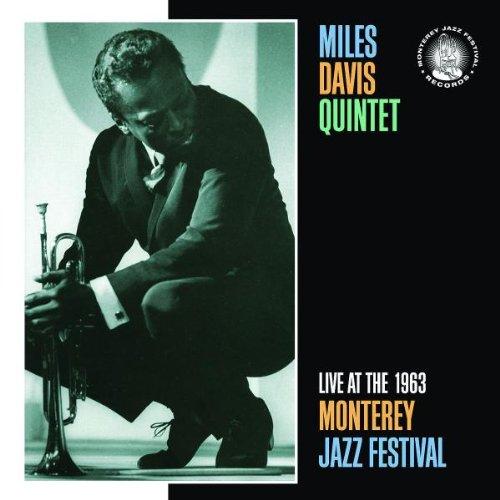 Live at the 1963 Monterey Jazz Festival artwork
