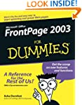 Frontpage 2003 For Dummies