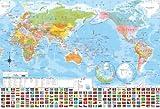 300ピース 世界地図 73-173