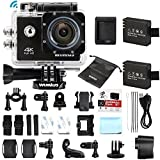 WiMiUS 4K Wifi Action Camera FULL HD 1080P 60fps 16MP Waterproof