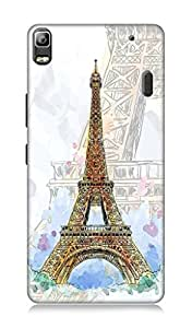 Lenovo K3 Note 3Dimensional High Quality Printed Back Case