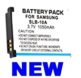 Rechargeable Lithium Ion Battery Pack (SLB-10A) for Samsung