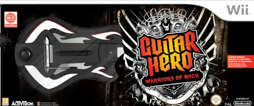 Guitar Hero 6 Warriors of Rock Bundle